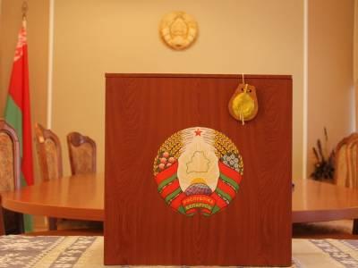 В Латгалии граждане Беларуси голосовали за новый парламент РБ