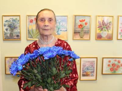 Анастасия Сазанкова поздравила Даугавпилс в стихах