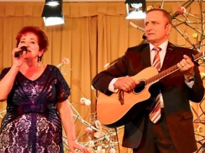 «Уздым» приглашает на концерт дуэта из г.Ливаны!