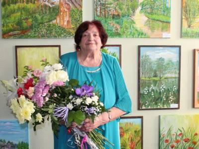 Мария Сафронова поздравила Даугавпилс в стихах