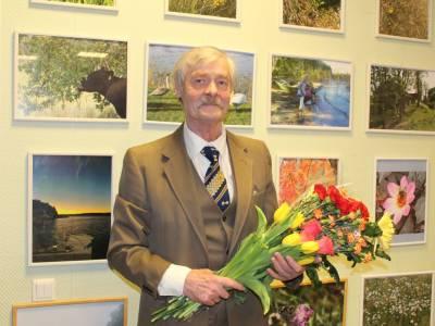 Павел Плотников поэтически вспомнил первое знакомство с Даугавпилсом