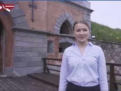 """Беларускае таварыства """"Уздым"""" віншуе Даўгаўпілс з 745-годдзем!"""