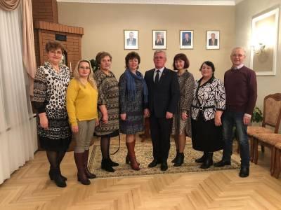 Дипломатическая командировка В.Климова в Латвии завершилась
